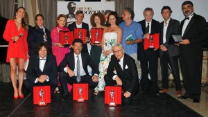 con due Premi Oscar (Paul Haggis e Billie August) e Milo Manara, Remo Girone...